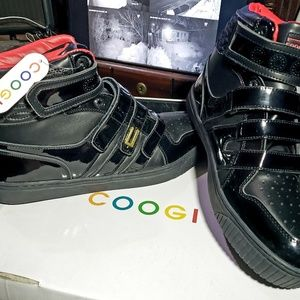 Coogi high top sneakers.Brand new in box.Authentic